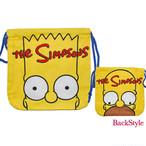【即納】巾着袋 シンプソンズ The Simpsons アメコミ 14-0-419