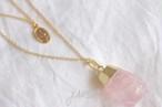 【限定石】prière rose quartz