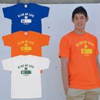 GUARD ガード カジュアルアメカジ風デザインTシャツ [STAR OF LIFE] s-194 メンズ アウトドア レスキュー ライフセービング