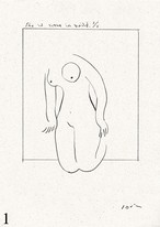 A4 poster / nude series 1