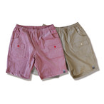 BUSH ROWING SHORTS(全2カラー)