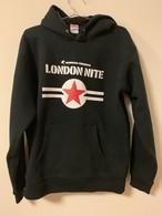LONDON NITE 福袋 2020: 裏起毛スエットパーカー+Tシャツ1枚+お年玉CD付き