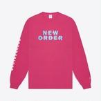 Noah x New Order Bizarre Love Triangle Tee(Sangria)