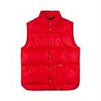 Cashball Puffer Vest(Red)
