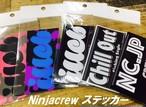 Ninjacrew / ステッカー