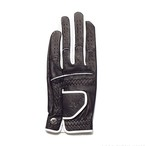 【Men's】 Athlete Glove black-white