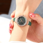 Kimio AF-Z1002 Aurora(Green) レディース腕時計