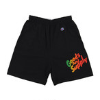 【Goods & Supply】Logo Champion Shorts