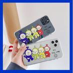 Cute teletubbies iphone case