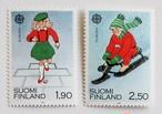 冬の遊び / フィンランド 1989
