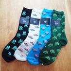 松尾ミユキ Good morning socks (B) 靴下 くつ下