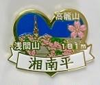 湘南平 バッジ