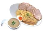 うるとら塩つけ麺(濃厚豚骨塩つけ麺)