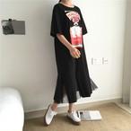 【新作10%off】case stich long T shirts 2583
