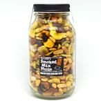 マンチーフーズ MUNCHIE FOODS Smoked Mix Nuts Large Bottle スモークドミックスナッツ 燻製