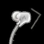 音声アシスト搭載ヒアラブル「APlay/エープレイ」NA1L/Bluetoothワイヤレス/Androidスマホ通知読み上げ/音声返信・いいね返信/aptX対応/連続再生6時間