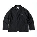 Magic Number × Jazzy Sport Nylon Packable テーラードジャケット/ブラック