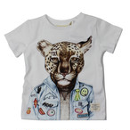 Soft Gallery Leopard T-shirt