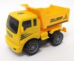知育玩具 DIY フリクショントラック ダンプカー 201-179