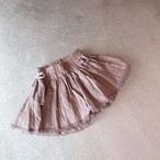 lace culottes pants