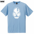 OCTOPUS SKULL DRY TEE (Light Blue)