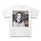 禁断の多数決オフィシャルTシャツ(禁断のアーリーイヤーズ×白)KDNT019