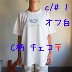 20周年記念リバイバルロゴ BIGTシャツ  B柄 11C78 サイズ3  C柄 11C79 サイズ2