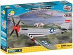 COBI #5513 P-51C マスタング (Mustang)