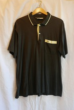 Dior polo shirts black <men's>