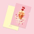 チェリーアイス - クリアファイル