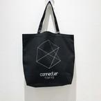9.1 再入荷分 Connecter Tokyo tote bag black