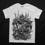 【在庫限り】Feast of the Unbirthed T-shirt White
