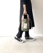 ミリタリー巾着BAG / THEATRE PRODUCTS