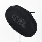 サマーベレー帽 おしゃれ 帽子 ベレー帽 レディース 帽子 夏帽子 こなれ感 ママ帽子【2552】