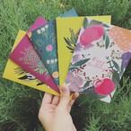 Card + Envelope カード + 封筒 (5セット)