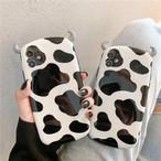 iPhone12 12pro 12mini 11Pro 11 XS SE2ケース かわいい 牛の角 立体的 スマホケース♪