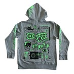 ACID JOKER ZIP HOODY ※送料着払い