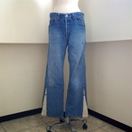 【 sandglass 】custom flare pants / 【 サンドグラス 】カスタムフレア パンツ