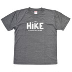 mountdoor マウントドア HIKE Tシャツ(ヘザーチャコール)
