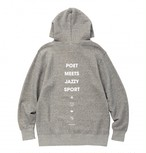 POET MEETS DUBWISE / JAZZY SPORT COLLABORATION HOODIE