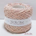 §koko§ オールドローズ~思い出の花~ 1玉43g以上 シルクウール 引き揃え、毛糸、 オリジナル糸、リボン