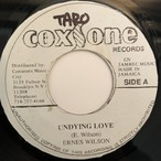Ernest Wilson - Undying Love【7-20366】