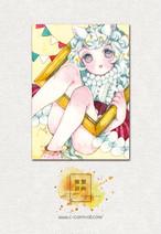 ATCレプリカ|ぱた ⑤『サーカスの彩り』