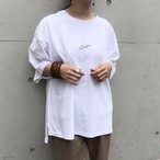 tsgd over t-shirt/brown