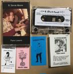"gal-066 R. Stevie Moore ""Piano Lessons"" カセットテープ"