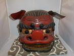 獅子頭 Lion 'sf ace mask