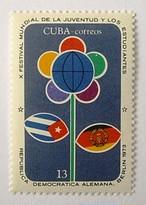 ユース・ワールド・フェスティバル / キューバ 1973