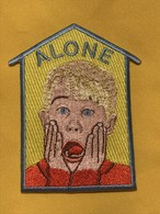 "labarbuda""HOME ALONE FAN ART PATCH """