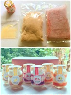 冷凍便送料込 グアバジャムキット作り方レシピ、動画付き+チーズケーキ6個
