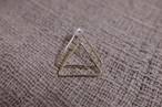 Balance Triangle Piace -Brass-